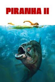 Pirania II: Latający mordercy