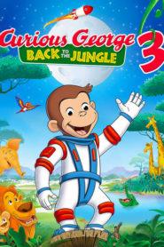 Ciekawski George 3 Powrót do dżungli
