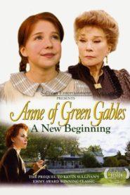 Ania z Zielonego Wzgórza: Nowy początek