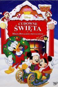 Cudowna Gwiazdka z Myszką Miki Donaldem i Przyjaciółmi