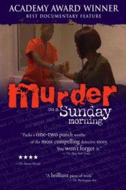 Morderstwo w niedzielny poranek