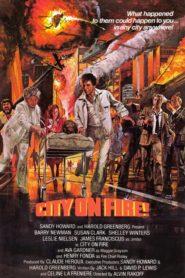 Miasto w ogniu