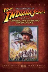 Przygody młodego Indiany Jonesa: Oganga – król życia i śmierci