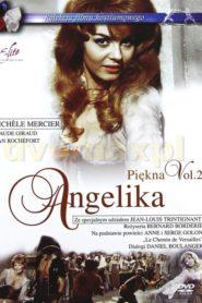 Piękna Angelika