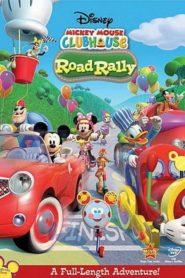 Klub Przyjaciół Myszki Miki: Wielki Wyścig