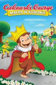 Ciekawski George: małpa w koronie