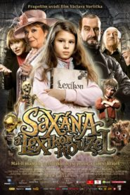 Saxana i Księga zaklęć