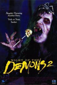 Noc demonów 2: Zemsta Angeli