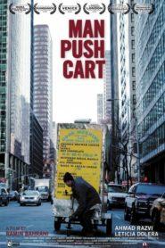 Man Push Cart
