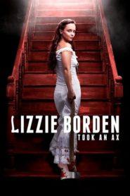 Lizzie Borden chwyta za siekierę