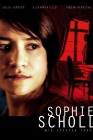 Sophie Scholl – ostatnie dni