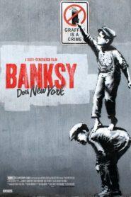 Banksy w Nowym Jorku