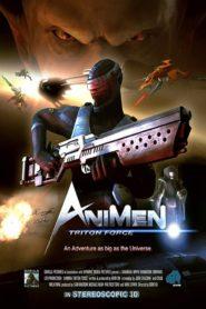 AniMen – Triton Force