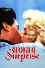 Niespodzianka z Shanghaju