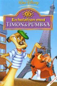 Wyprawy kulinarne z Timonem i Pumbą