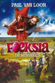 Fuksja – mała czarodziejka