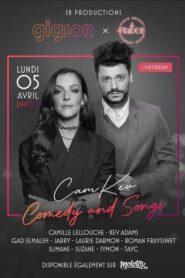CamKev Comedy & Songs