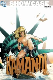 Kamandi: The Last Boy on Earth!