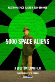 5000 Space Aliens