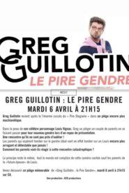 Greg Guillotin : le pire gendre
